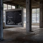 ARCIS panels used as canvas in large-scale environmental artwork
