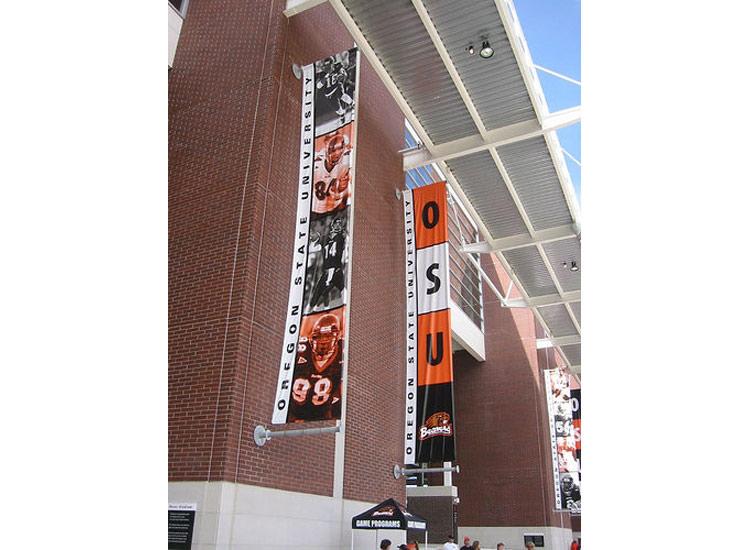 ARCIS panels Reser Stadium columns