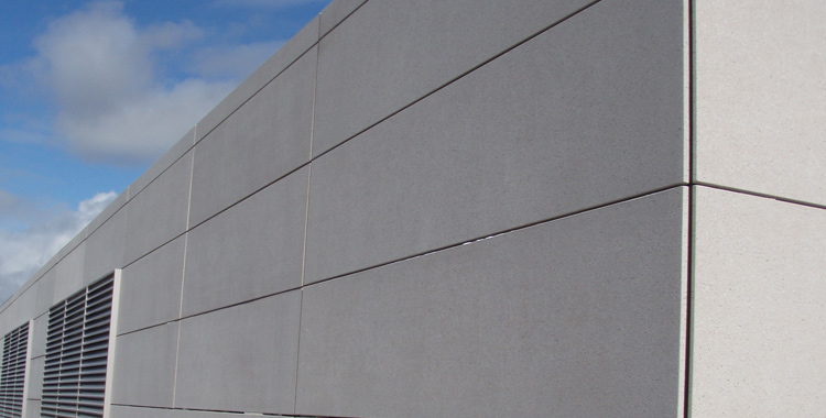 Arcis Durable Precast Concrete Mechanical Screens