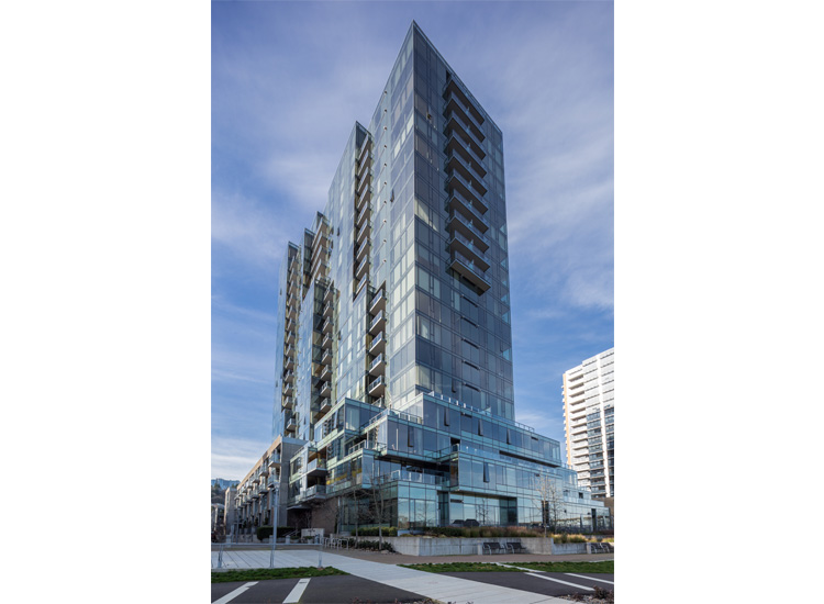 ARCIS panel rainscreen clad Atwater Place