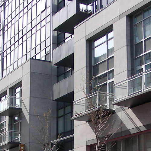 ARCIS Architectural Panels on The Casey in Portland, Oregon