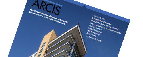 ARCIS brochure cover