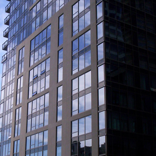 ARCIS rainscreen panels on Hotel 1000 in Seattle, Washington