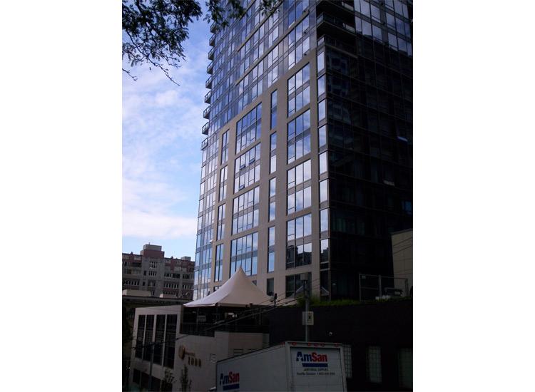 ARCIS panel Hotel 1000 exterior